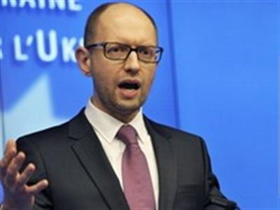 Thủ tướng tạm quyền Ukraine sang Mỹ để bàn về Crimea