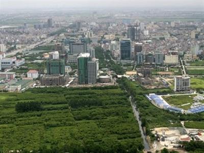 Hà Nội dự kiến đấu giá quyền sử dụng đất cho 34 dự án