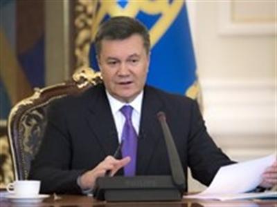 Trực tiếp buổi họp báo của ông Viktor Yanukovich