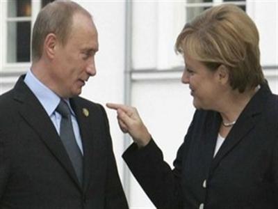 Đức sẵn sàng cung cấp khí đốt cho Ukraine