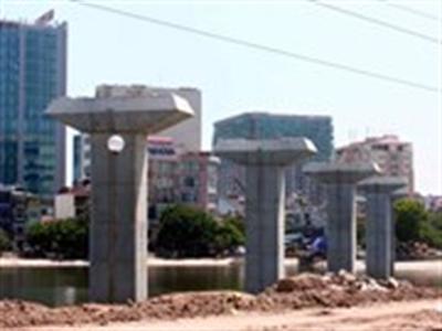 Phân luồng tuyến Trần Phú-Hà Đông phục vụ đường sắt