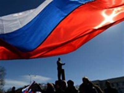Hơn 90% người Nga đồng ý việc sáp nhập của Crimea