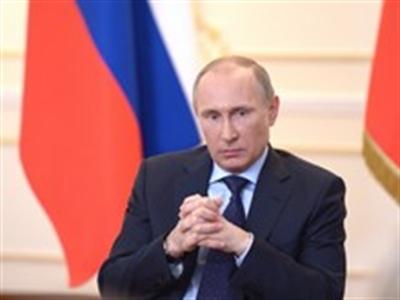 Putin thông báo với Quốc hội về đề nghị sáp nhập Crimea