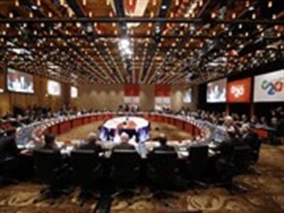 OECD: Kinh tế của G20 giảm tốc trong năm 2013