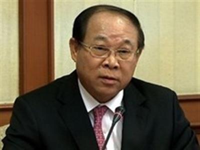 Chủ tịch Thượng viện Thái Lan bị đình chỉ công tác