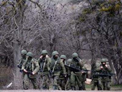 Tổng thống Putin ký luật hoàn tất thủ tục sáp nhập Crimea