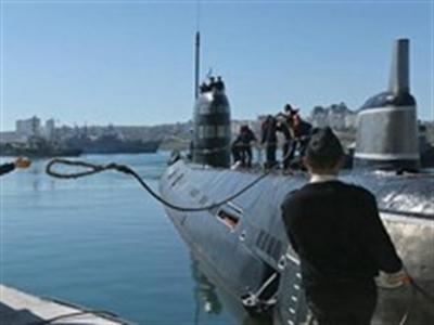 Nga kiểm soát tàu ngầm duy nhất của Ukraine ở Crimea