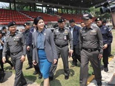 Thái Lan chưa thể sớm tổ chức cuộc tổng tuyển cử mới