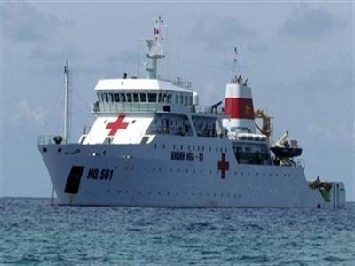 Việt Nam cử tàu nào tham gia diễn tập KOMODO?