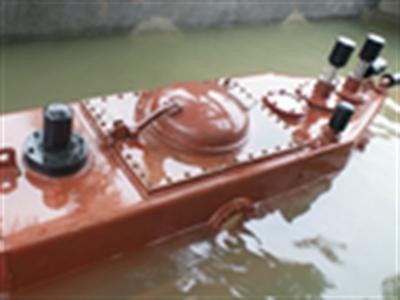 Tàu ngầm Trường Sa sẽ thử nghiệm trong hồ tự nhiên