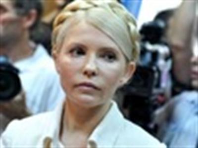Bà Tymoshenko tuyên bố ra tranh cử tổng thống Ukraine