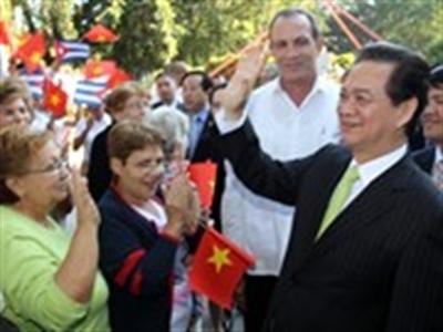Chuyến công du Hà Lan của Thủ tướng: Kết quả