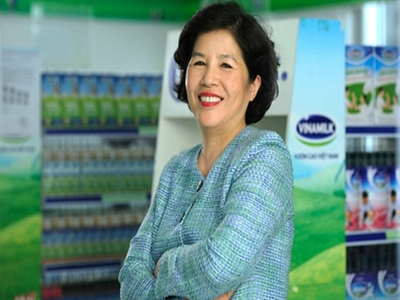 Lãnh đạo nữ trong doanh nghiệp Việt cao thứ hai Đông Nam Á