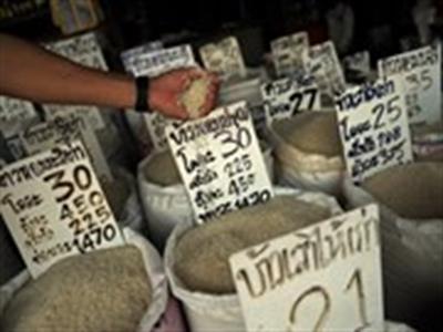Thái Lan huy động vốn cho chương trình trợ giá gạo