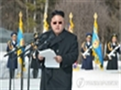 Kim Jong-un thề đập tan chính sách thù địch của Mỹ