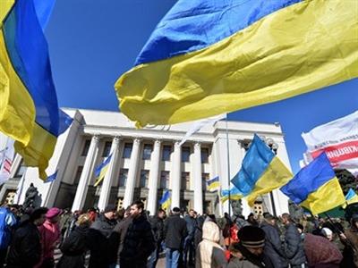 WB dự báo kinh tế Ukraine có thể suy giảm năm 2014