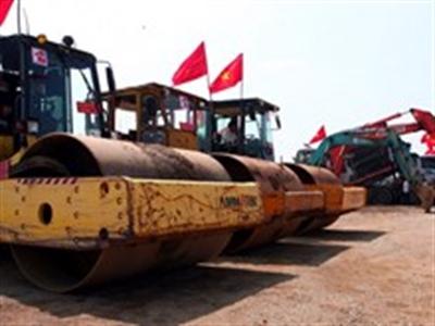 Cưỡng chế thu hồi đất dự án đường sắt Cát Linh-Hà Đông