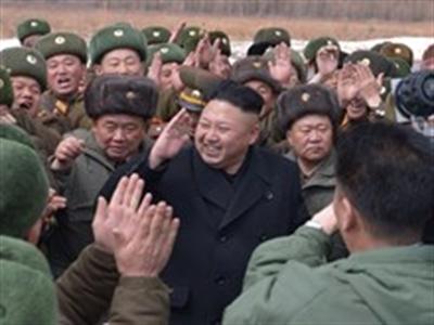 Ông Kim Jong-Un tiếp tục được bầu làm lãnh đạo tối cao