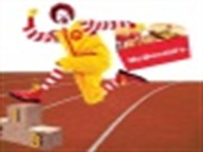 McDonald's châm ngòi cuộc chiến các đế chế kinh doanh hùng mạnh