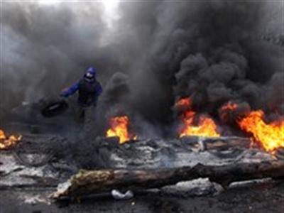 Người biểu tình lại chiếm giữ nhà chính quyền ở miền Đông Ukraine