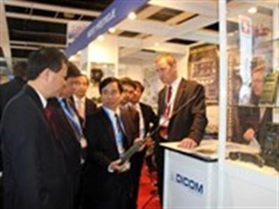 Việt Nam dự triển lãm quốc phòng châu Á tại Malaysia