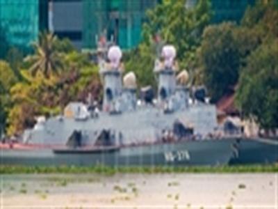 Việt Nam sắp bắn thử 2 tàu tên lửa tự đóng Molniya