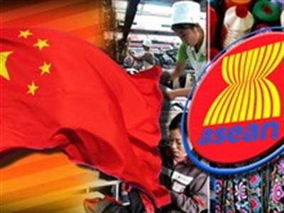 Kim ngạch thương mại Trung Quốc-ASEAN đạt hơn 105 tỷ USD