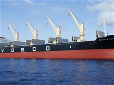 Công ty mẹ Vosco báo lỗ 28 tỷ đồng quý 1/2014