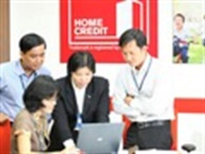 Lãi suất vay tiêu dùng cao, lợi nhuận của Home Credit vượt trội nhiều ngân hàng