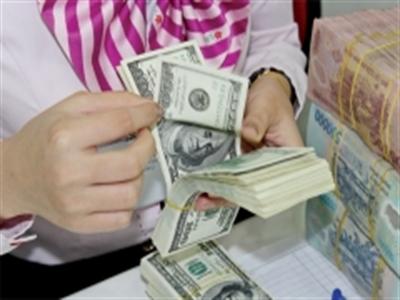 Các ngân hàng đồng loạt tăng mạnh tỷ giá