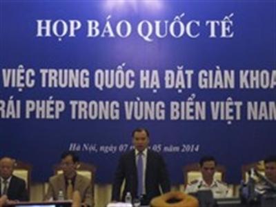 EIU: Giàn khoan 981 không ảnh hưởng đến quan hệ Việt-Trung