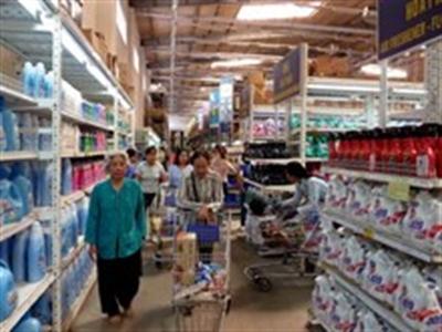 Lượng khách mua sắm tại cửa khẩu Mộc Bài giảm 30%