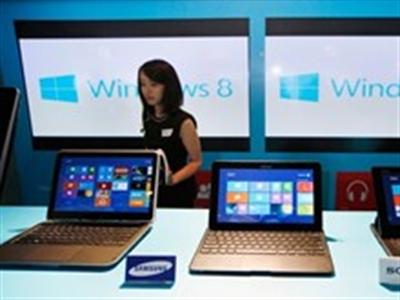 Trung Quốc cấm cơ quan chính phủ cài đặt Windows 8