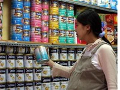 Bộ Tài chính công bố giá trần của 25 sản phẩm sữa