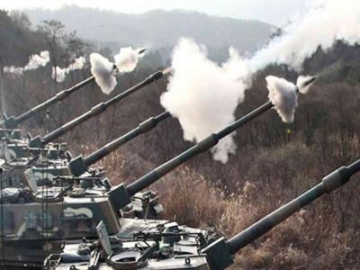 Triều Tiên nã pháo sát tàu chiến Hàn Quốc