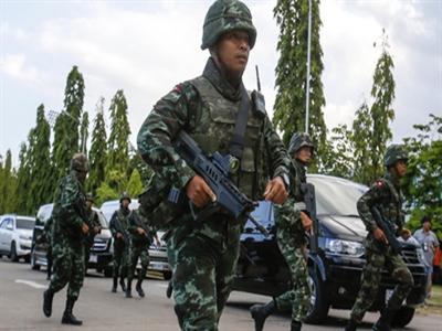 Các nước lo ngại về đảo chính ở Thái Lan