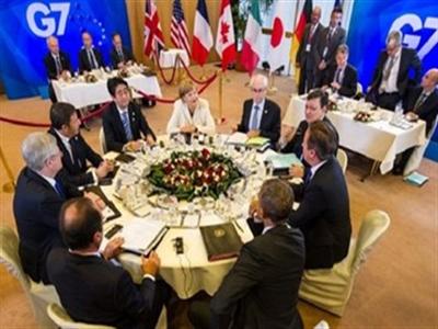 G7 và Mỹ đồng loạt chỉ trích Nga, hỗ trợ Ukraina