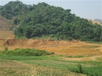 Tạm dừng mọi hoạt động khai thác quặng của Công ty Hòa An