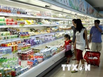 Chỉ số giá tiêu dùng tháng 6 của TPHCM tăng 0,58%