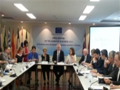 EU cam kết tài trợ hơn 735 triệu USD cho Việt Nam trong năm 2014