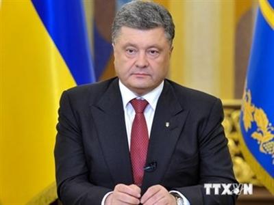 Tổng thống Ukraine tuyên bố đã giành lại thành phố Slavyansk