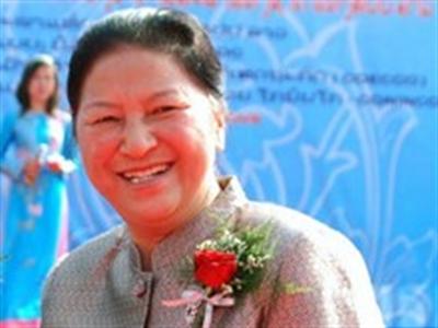 Khai mạc kỳ họp thứ 7 của Quốc hội Lào khóa 7 tại Vientiane