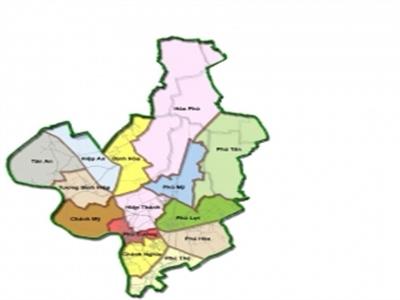 Thủ Dầu Một được công nhận là đô thị loại II