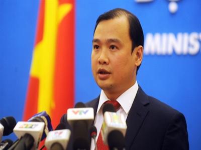 Đề nghị Campuchia ngăn chặn biểu tình tại sứ quán Việt Nam