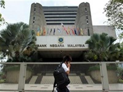 Ngân hàng trung ương Malaysia nâng lãi suất lên 3,25%
