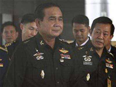 """Quân đội Thái Lan sẽ làm """"cố vấn"""" cho chính phủ lâm thời"""
