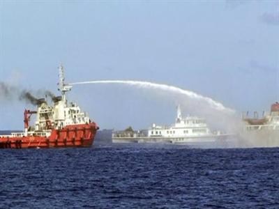 Trung Quốc đòi Mỹ đứng ngoài tranh chấp Biển Đông
