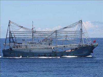 Trung Quốc rút tàu cá khỏi khu vực giàn khoan Hải Dương 981