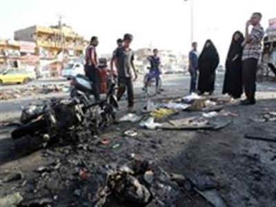 Một loạt vụ nổ bom xe tại Iraq làm 22 người thiệt mạng