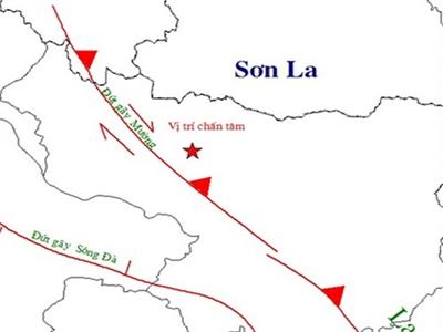 Cao ốc Hà Nội rung lắc vì động đất liên tiếp ở Sơn La